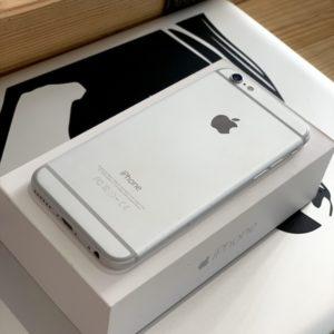 Apple iPhone 6 16 GB Silver; состояние – А - ТвойGadget