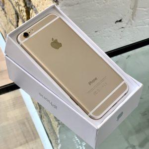 Apple iPhone 6 32 GB Gold; состояние – А - ТвойGadget