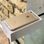Apple iPhone 6 Plus 32 GB Silver; состояние – А - ТвойGadget