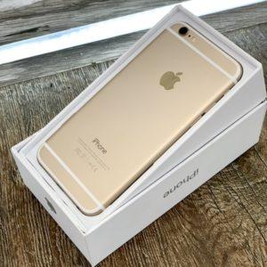 Apple iPhone 6 Plus 64 GB Gold; состояние – А - ТвойGadget