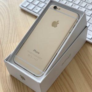 Apple iPhone 6 Plus 16 GB Gold; состояние – А - ТвойGadget