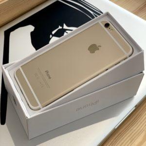 Apple iPhone 6 64 GB Gold; состояние – А - ТвойGadget