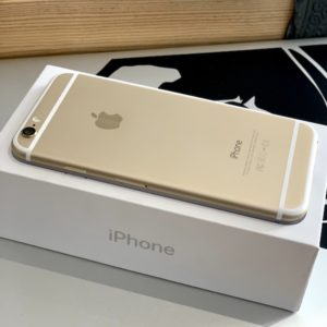 Apple iPhone 6 Plus 128 GB Gold; состояние – А - ТвойGadget