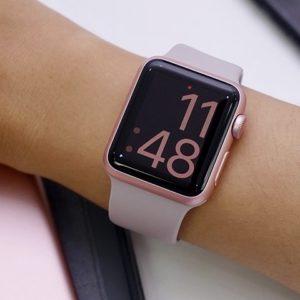 Apple Watch 38mm Rose Gold Aluminum 7000 Series (б/у) - ТвойGadget