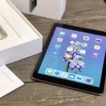 Apple iPad Air 128 GB WI-FI Silver ; (б/у) - ТвойGadget