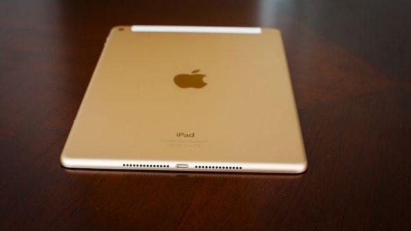 Apple iPad Air 2 128 GB WI-FI+LTE Gold ; (б/у) - ТвойGadget
