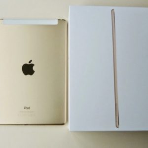 Apple iPad Air 2 64 GB WI-FI+LTE Gold ; (б/у) - ТвойGadget