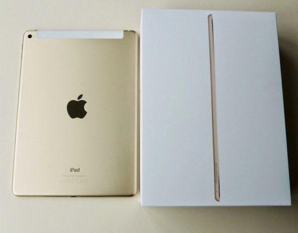 Apple iPad Air 2 64 GB WI-FI+LTE Gold ; (б/у) - ТвойGadget