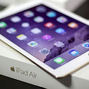Apple iPad Air 2 16 GB WI-FI Gold ; (б/у) - ТвойGadget