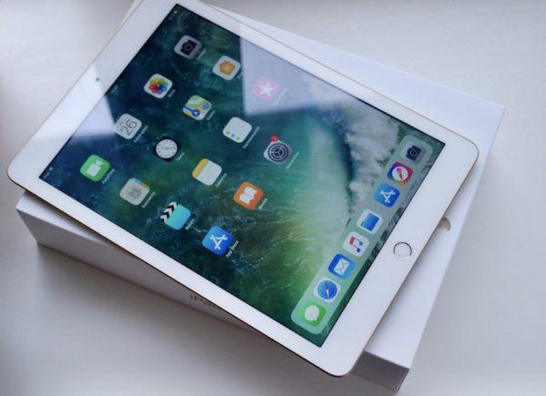 Apple iPad Air 2 64 GB WI-FI Gold ; (б/у) - ТвойGadget