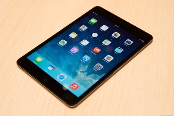 Apple iPad Air 32 GB WI-FI Black ; (б/у) - ТвойGadget