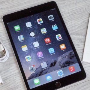 Apple iPad mini 16 GB WI-FI Black; (б/у) - ТвойGadget