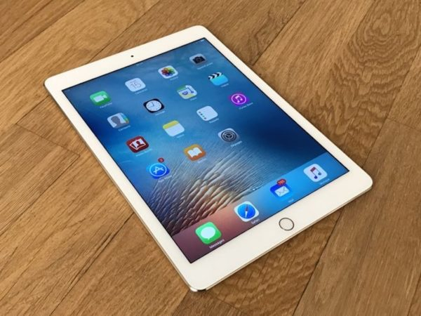 Apple iPad Air 2 128 GB WI-FI Gold ; (б/у) - ТвойGadget