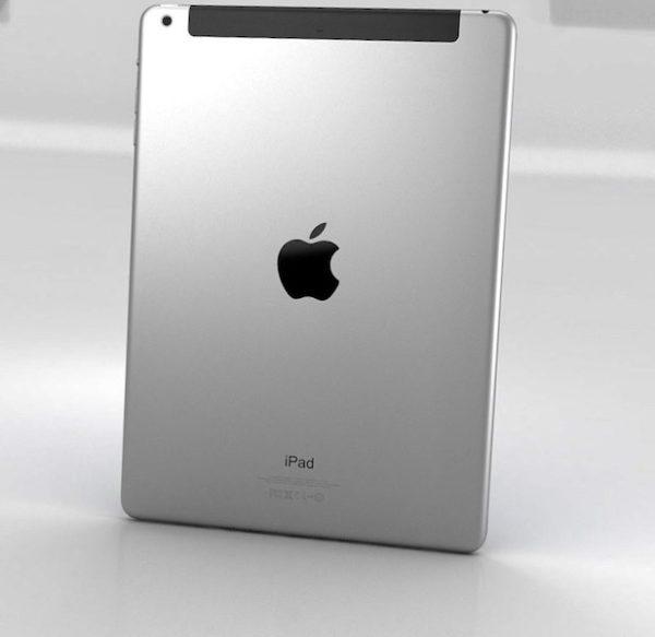 Apple iPad Air 32 GB WI-FI+LTE White ; (б/у) - ТвойGadget