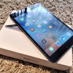Apple iPad mini 32 GB WI-FI+LTE Black; (б/у) - ТвойGadget