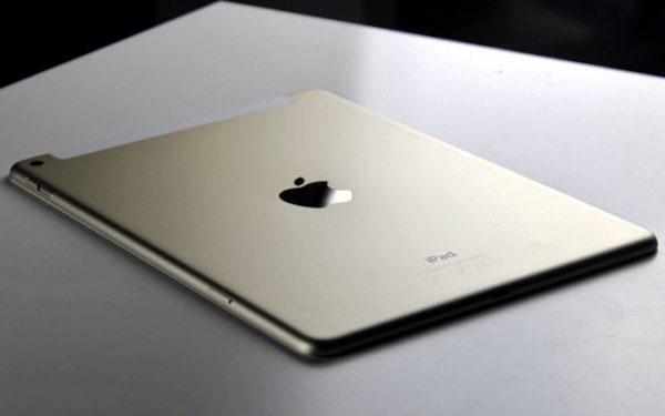 Apple iPad Air 2 16 GB WI-FI+LTE Gold ; (б/у) - ТвойGadget