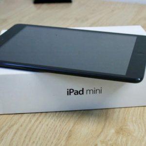 Apple iPad mini 16 GB WI-FI+LTE Black; (б/у) - ТвойGadget