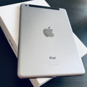 Apple iPad mini 2 Retina 16 GB WI-FI+LTE Space Gray; (б/у) - ТвойGadget