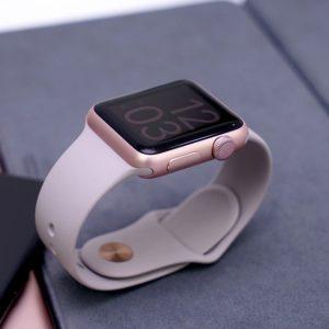 Apple Watch 42mm Rose Gold Aluminum 7000 Series (б/у) - ТвойGadget