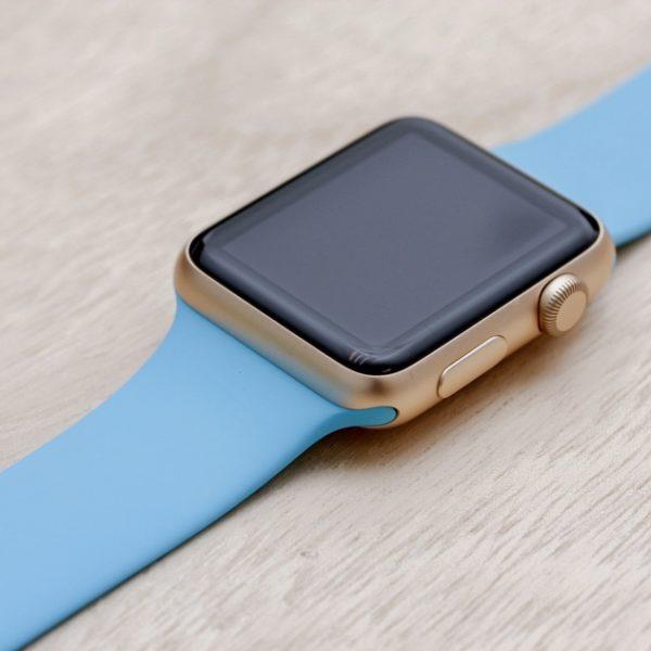 Apple Watch 42mm Gold Aluminum Series 2 (б/у) - ТвойGadget