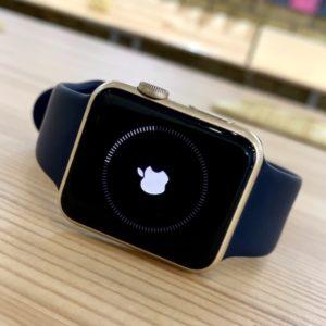 Apple Watch 38mm Gold Aluminum Series 2 (б/у) - ТвойGadget