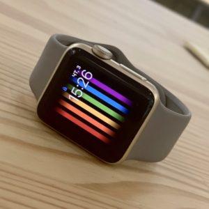 Apple Watch 42mm Gold Aluminum 7000 Series (б/у) - ТвойGadget