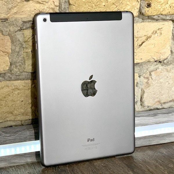 Apple iPad Air 2 128 GB WI-FI+LTE Space Gray ; (б/у) - ТвойGadget