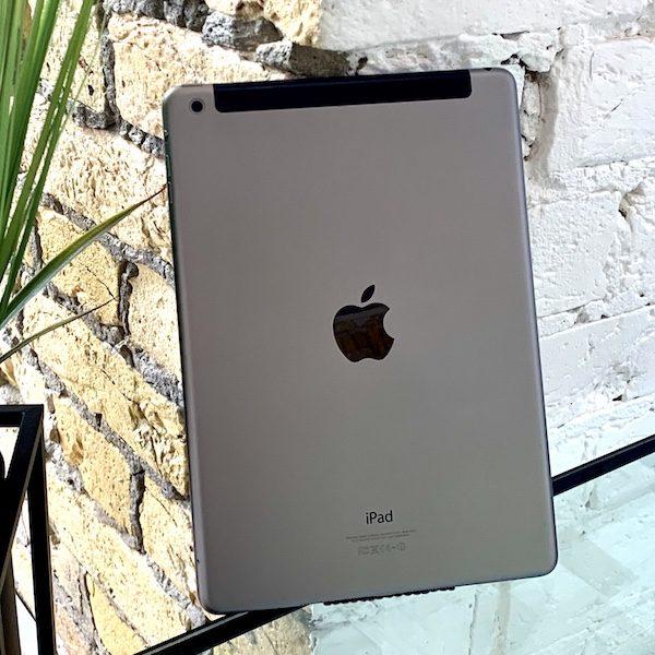 Apple iPad Air 2 64 GB WI-FI+LTE Space Gray ; (б/у) - ТвойGadget