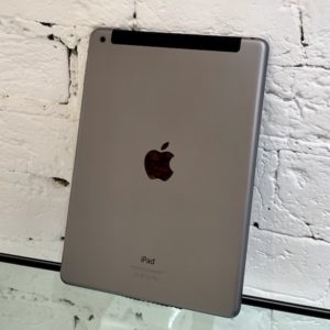 Apple iPad Air 2 16 GB WI-FI+LTE Space Gray ; (б/у) - ТвойGadget
