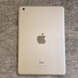 Apple iPad mini 16 GB WI-FI Silver; (б/у) - ТвойGadget