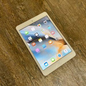 Apple iPad mini 2 Retina 128 GB WI-FI+LTE Silver; (б/у) - ТвойGadget