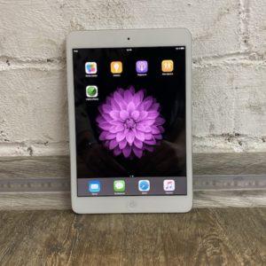 Apple iPad mini 2 Retina 32 GB WI-FI+LTE Silver; (б/у) - ТвойGadget