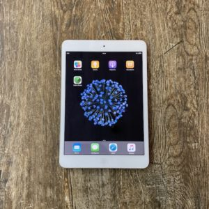 Apple iPad mini 2 Retina 16 GB WI-FI+LTE Silver; (б/у) - ТвойGadget