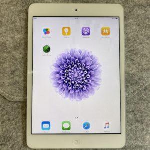 Apple iPad mini 16 GB WI-FI+LTE Silver; (б/у) - ТвойGadget