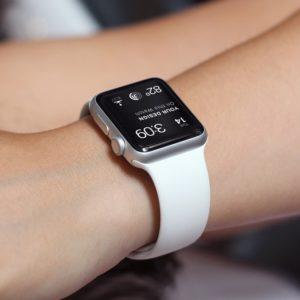 Apple Watch 42mm Silver Aluminum 7000 Series (б/у) - ТвойGadget
