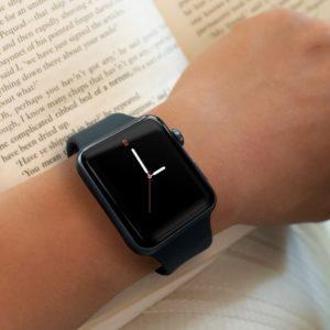 Apple Watch 38mm Space Gray Aluminum Series 3 (б/у) - ТвойGadget