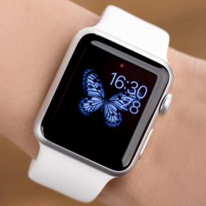 Apple Watch 38mm Silver Aluminum Series 3 (б/у) - ТвойGadget