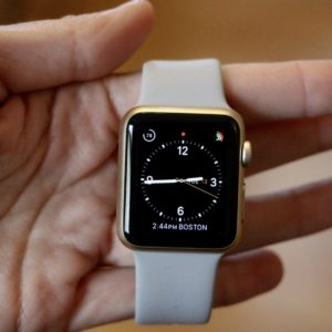 Apple Watch 42mm Gold Aluminum Series 3 (б/у) - ТвойGadget