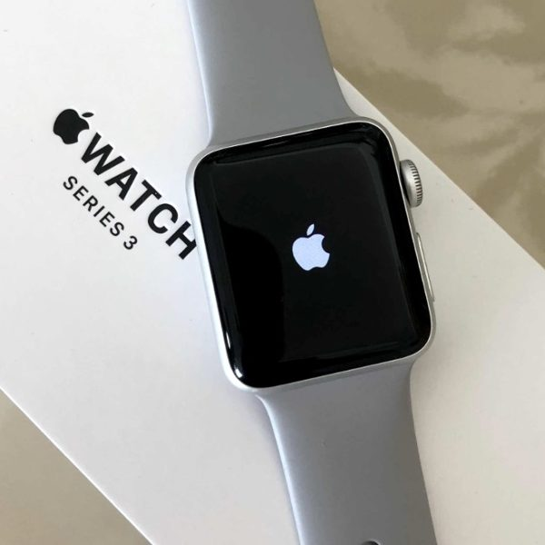 Apple Watch 42mm Silver Aluminum Series 3 (б/у) - ТвойGadget