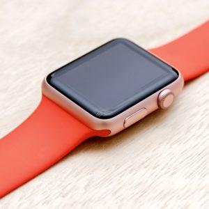 Apple Watch 42mm Rose Gold Aluminum Series 2 (б/у) - ТвойGadget