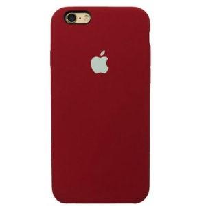 Чехол iPhone SE Silicone Camellia White - ТвойGadget