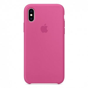 Чехол iPhone XS Max Silicone Case Dragon Fruit - ТвойGadget