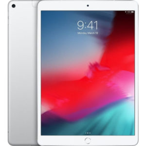 iPad mini 5 Wi-Fi + Cellular 64GB Silver (MUXG2, MUX62) - ТвойGadget