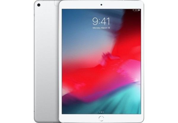 iPad mini 5 Wi-Fi + Cellular 256GB Silver (MUXN2, MUXD2) - ТвойGadget
