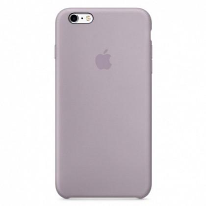Чехол iPhone SE Silicone Case Lavender - ТвойGadget