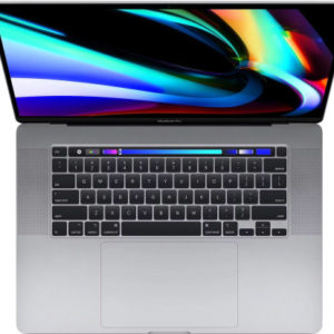 MacBook Pro 16″ 2.3GHz(i9)/16GB/1TB SSD/Radeon Pro 5500M 4GB Space Gray (MVVK2) 2019 - ТвойGadget