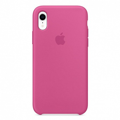 Чехол iPhone XR Silicone Case Hibiscus - ТвойGadget