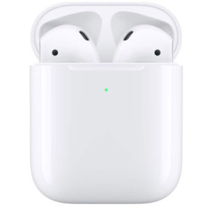 Apple AirPods with Wireless Charging Case (MRXJ2) - ТвойGadget