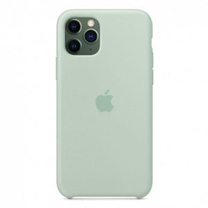 Чехол iPhone 11 Pro Silicone Case Beryl - ТвойGadget