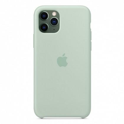 Чехол iPhone 11 Pro Silicone Case Beryl - ТвойGadget